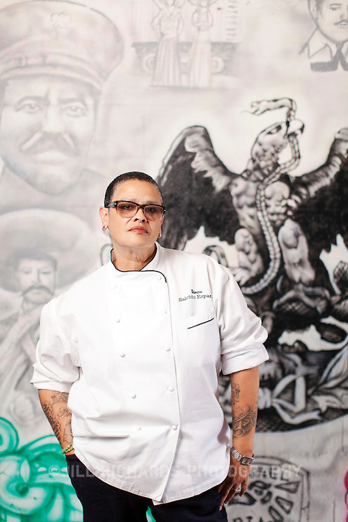 Barrio Cafe chef/owner Silvana Esparza Salcido brings gourmet Mexican food and an impressive tequila menu to Phoenix.