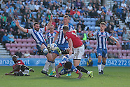 Wigan Athletic v Fulham 17/09/2016
