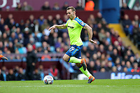Aston Villa v Derby County - Sky Bet Championship<br /> BIRMINGHAM, ENGLAND - APRIL 28 :  Derby County's Andreas Weimann in action at Villa Park