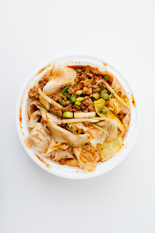 "Pork ""Zha Jiang"" Noodles from Xian Famous Foods ($11.05)"