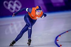 20180210 KOR: Olympic Games day 1, Pyeongchang