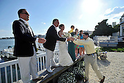 The wedding of Karen Cubbison and Craig Socie. Married June 2, 2012 in Stone Harbor, N.J. (Photo by Christopher T. Assaf/all rights reserved) #100..©2012