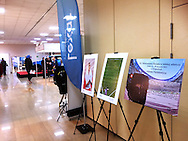 Warsaw, Poland - 2016 October 17: Photo Exhibition by photographer Adam Nurkiewicz, pictures from 15th IAAF World Athletics Championships Beijing 2015 during Beiks Media Show 2016 at Gromada Hotel on October 17, 2016 in Warsaw, Poland.<br /> <br /> Adam Nurkiewicz declares that he has no rights to the image of people at the photographs of his authorship.<br /> <br /> Picture also available in RAW (NEF) or TIFF format on special request.<br /> <br /> Any editorial, commercial or promotional use requires written permission from the author of image.<br /> <br /> Mandatory credit:<br /> Photo by © Adam Nurkiewicz / Mediasport