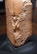 The Sumerian King List