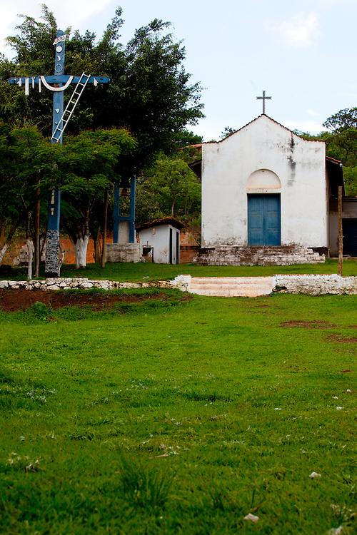 Brumadinho_MG, Brasil...Povoado Casa Branca em Brumadinho, Minas Gerais...Casa Branca district in Brumadinho, Minas Gerais...Foto: BRUNO MAGALHAES / NITRO