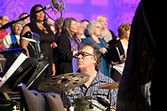 Service of the Living Tradition   band  ©NancyPierce/UUA
