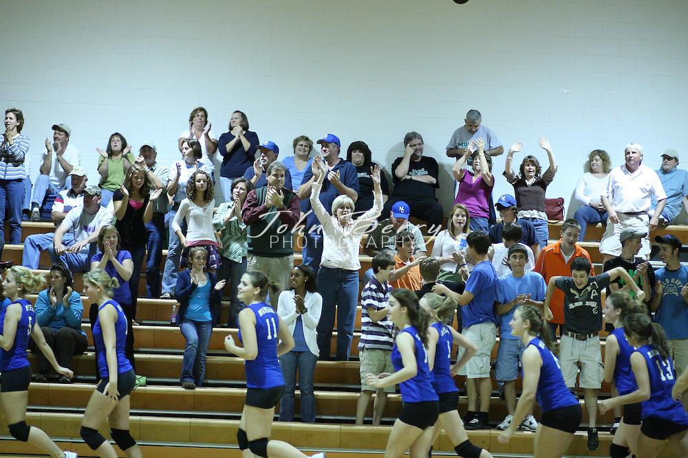 MCHS Varsity Volleyball .AT William Monroe .9/28/09