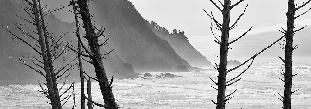 Oregon Coast, Hug Point State Park