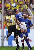 v.l. Tinga, Piotr Trochowski HSV<br /> Bundesliga Borussia Dortmund - Hamburger SV<br /> Norway only