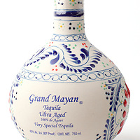 Grand Mayan Tequila Ultra Aged -- Image originally appeared in the Tequila Matchmaker: http://tequilamatchmaker.com
