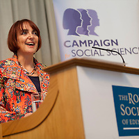 Campaign for Social Science event, Edinburgh