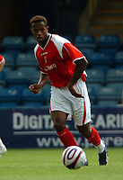 Photo: Tony Oudot.<br /> Gillingham v Charlton Athletic. Pre Season Friendly. 28/07/2007.<br /> Jose Semedo of Charlton Athletic
