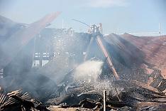 Otaki-Major building fire at Te Wananga O Raukawa
