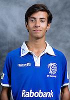UTRECHT - Robin de Boer , Kampong Heren I , seizoen 2013-2014. FOTO KOEN SUYK