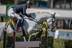 Dreher Hans Dieter, (GER), Cool and Easy<br /> CSIO 5* Spruce Meadows Masters - Calgary 2016<br /> © Hippo Foto - Dirk Caremans<br /> 07/09/16