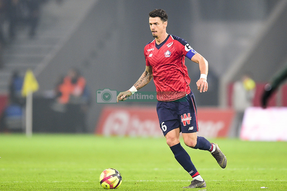 March 15, 2019 - Lille, France, FRANCE - Jose Fonte  (Credit Image: © Panoramic via ZUMA Press)