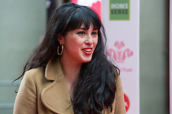 London, UK. 13th March, 2019. Melissa Hemsley arrives at the London Palladium to attend the annual Prince's Trust Awards to be presented by HRH the Prince of Wales, President of the Prince's Trust. The Prince's Trust and TKMaxx & Homesense Awards recognise young people who have succeeded against the odds, improved their chances in life and had a positive impact on their local community.