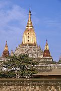 Myanmar, Bagan Ananda Temple