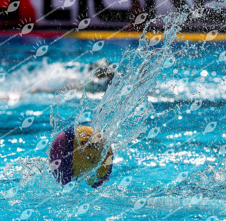 Brazil BRA (white) - Australia AUS (green)<br /> day 04 - 26/06/2015<br /> FINA Water Polo World League Superfinal Men<br /> Bergamo (ITA) 23-28 June 2015<br /> Photo G.Scala/Deepbluemedia