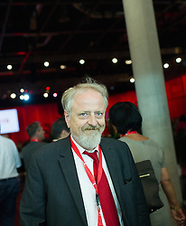 "25.06.2016, Messe, Wien, AUT, SPÖ, Bundesparteitag unter dem Motto ""Österreich begeistern"". im Bild Gerhard Schmid // during political convention of the austrian social democratic party at austrian parliament in Vienna, Austria on 2016/06/25. EXPA Pictures © 2016, PhotoCredit: EXPA/ Michael Gruber"