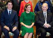 PM Trudeau Meets With Aga Khan - 2 May 2018