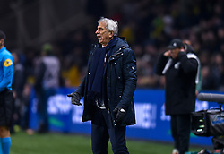 January 31, 2019 - Nantes, France - HALILHODZIC Vahid  (Credit Image: © Panoramic via ZUMA Press)