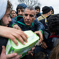 15 Idomeni Refugee Camp