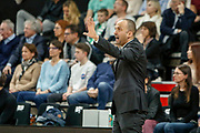 TJ Parker Coach of ASVEL Lyon during the 2018 EuroCup, Group H, Basketball match between ASVEL Villeurbanne and Unics Kazan on January 31, 2018 at Astroballe in Villeurbanne, France - Photo Romain Biard / ISports / ProSportsImages / DPPI