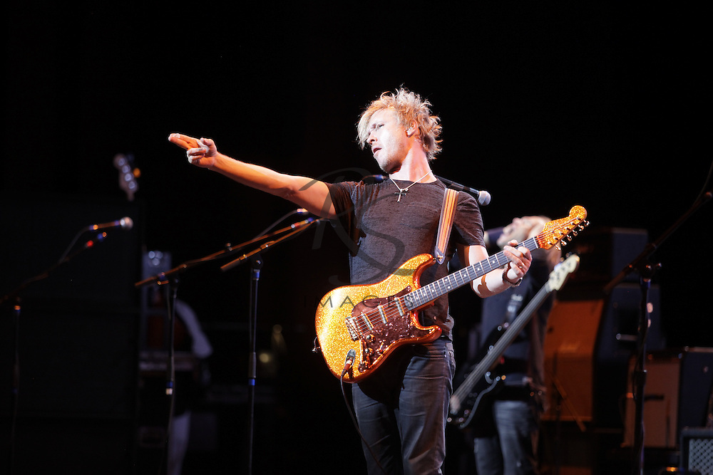 Kenny Wayne Shepherd performs on Oct. 7, 2014, at The Experience Hendrix Tour.