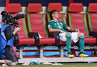 FUSSBALL WM 2018  Vorrunde  Gruppe F  27.06.2018 Suedkorea 2-0 Deutschland Enttaeuschung Deutschland; Mesut Oezil