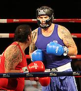 Fight 6 - Pete Roberts v Jared Paul