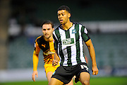 Plymouth Argyle's Jake Jervis during the Sky Bet League 2 match between Plymouth Argyle and Cambridge United at Home Park, Plymouth, England on 12 December 2015. Photo by Graham Hunt.