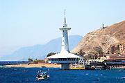 The underwater observatory, Eilat, Israel