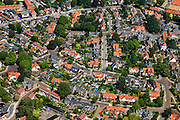 Nederland, Overijssel, Hengelo, 30-06-2011. Tuindorp Het Lansink.Garden village and residential area  Het Lansink in the East of the Netherlands..luchtfoto (toeslag), aerial photo (additional fee required).copyright foto/photo Siebe Swart