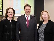 Portershed US Embassy visit