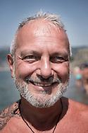 Salerno, Italia - Giovanni, banchiere.<br /> Ph.  Roberto Salomone