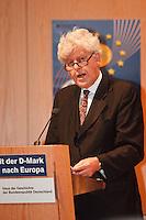 """19.06.1998, Germany/Bonn:<br /> Wim Duisenberg, Präsident Europäische Zentralbank, Feierstunde """"50. Geburtstag der D-Mark"""", Haus der Geschichte<br /> IMAGE: 19980619-01/01-29"""