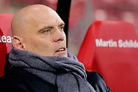 coach *Jurgen Streppel* of SC Heerenveen