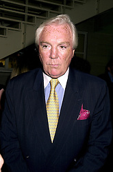 Leading Irish businessman MR TONY O'REILLY, at a party in London on 1st November 2000.OIR 24