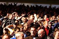 Photo: Alan Crowhurst.<br />Southampton v Cardiff City. Coca Cola Championship. 01/04/2006. Cardiff fans.