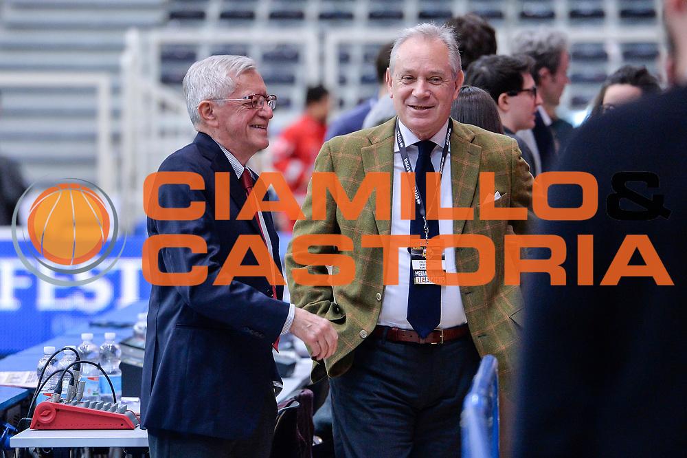DESCRIZIONE : Trento Beko All Star Game 2016<br /> GIOCATORE : Valerio Bianchini Dario Colombo<br /> CATEGORIA : Fair Play Before Pregame<br /> EVENTO : Beko All Star Game 2016<br /> GARA : Beko All Star Game 2016<br /> DATA : 10/01/2016<br /> SPORT : Pallacanestro <br /> AUTORE : Agenzia Ciamillo-Castoria/L.Canu