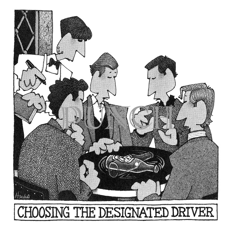 Choosing the Designated Driver