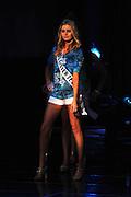 "November 22, 2009; Rancho Mirage, CA, USA; Miss Hollister Teen USA Kelly Bambrick during the Miss California Teen USA 2010 Pageant at ""The Show"" at the Agua Caliente Resort & Spa. Mandatory Credit: Kyle Terada-Terada Photo"