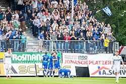 25.05.2019, Profertil Arena Hartberg, Hartberg, AUT, 1. FBL, TSV Prolactal Hartberg vs FC Flyeralarm Admira, Qualifikationsgruppe, 32. Spieltag, im Bild v.l.: Siegfried Rasswalder (TSV Prolactal Hartberg), David Cancola (TSV Prolactal Hartberg), Kresimir Kovacevuc (Hartberg) // during the tipico Bundesliga qualification group 32nd round match between TSV Prolactal Hartberg and FC Flyeralarm Admira at the Profertil Arena Hartberg in Hartberg, Austria on 2019/05/25. EXPA Pictures © 2019, PhotoCredit: EXPA/ Dominik Angerer