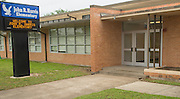 John R Harris Elementary, April 18, 2013. The school was part of the 2007 bond.