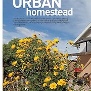 Post Carbon Homestead (Cape Town) in Earthworks magazine