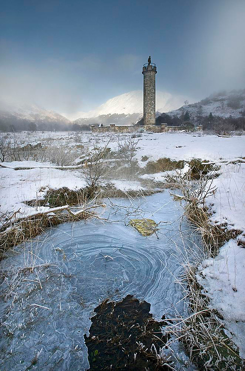 Jacobit monument, Glenfinnan