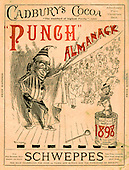 PUNCH Victorian Front Cover Cartoons