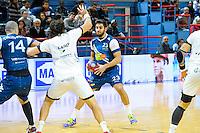 Quentin Minel - 10.12.2014 - Creteil / Istres - 13eme journee de D1<br /> Photo : Andre Ferreira / Icon Sport