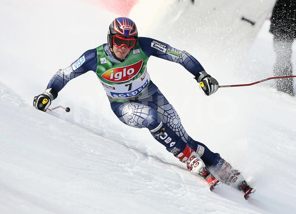 Ski Alpin; Saison 2005/2006 Riesenslalom Soelden Herren Bode Miller (USA)